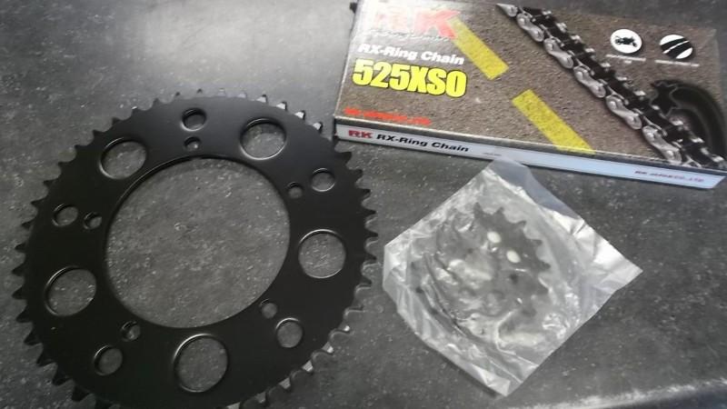 Moose Racing ATV Can Am Maverick 13-15 Bore 12.0.1 Full ...