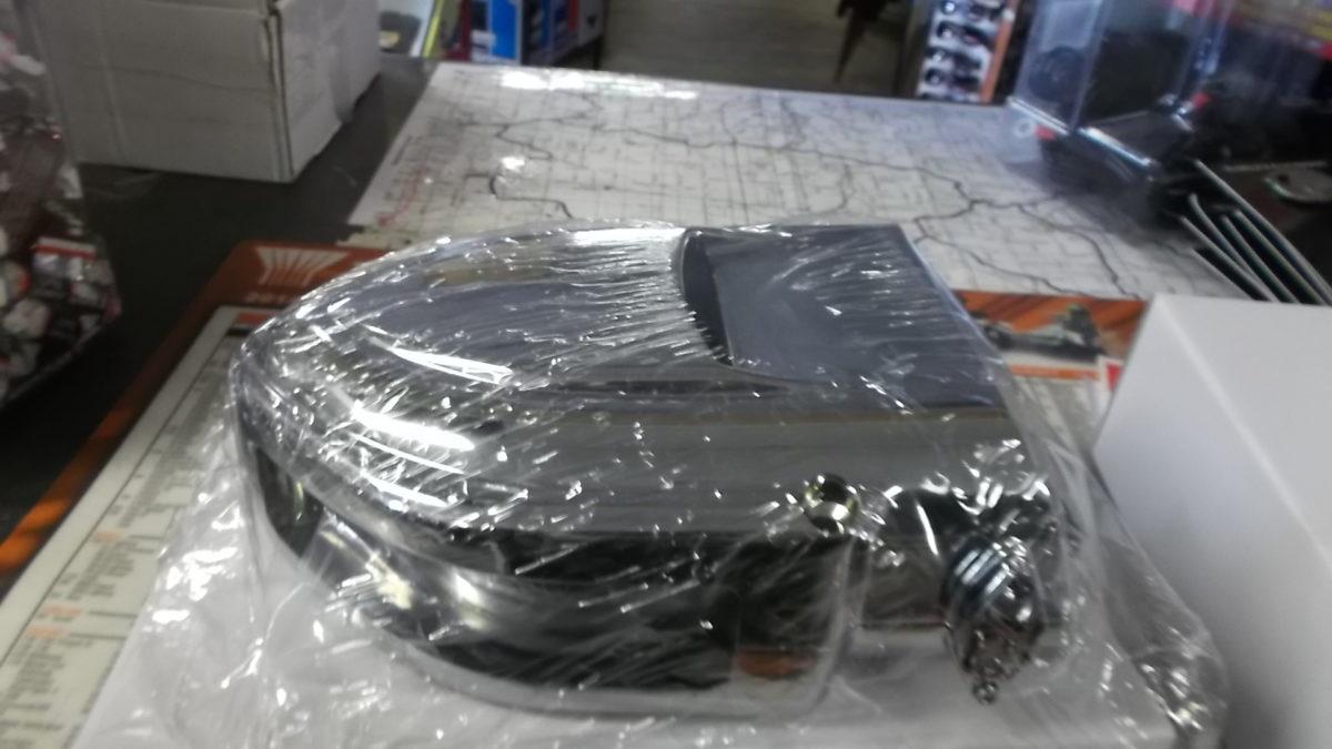 Kuryakyn Harley Davidson Pro R Hypercharger Air Cleaner Kit