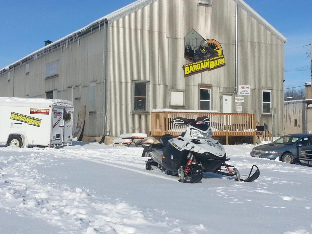 World Famous Bargain Barn Cycle (WFBB) | Power Sport Parts Store