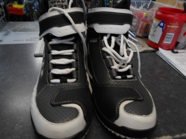 Fly M21 Street Riding Leather Shoe White/Gray Size 10 US 9 ...